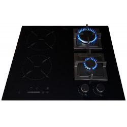 Luxor GI 67 DL Black Booster + кругла підставка Wog в подарунок